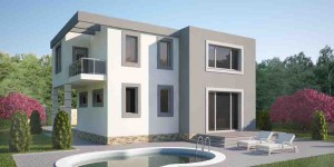 Проект на къща