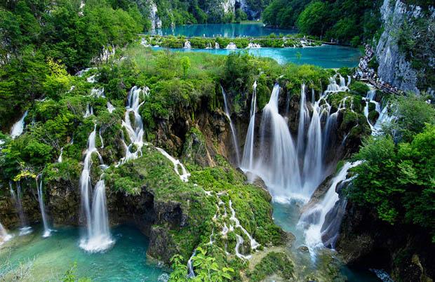 плитвички езера Хърватия
