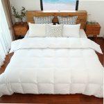 Бяло спално бельо