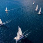 Прекрасно е да наблюдаваш ветроходните яхти
