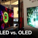 Разликата между QLED и OLED