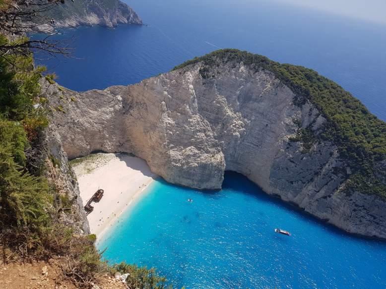 Почивка на остров Закинтос, Гърция