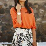 Добавете поп цвят и яркост с най-вълнуващия цвят – оранжевият!