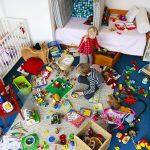 Как да подредим детските играчки така, че да избегнем бъркотията